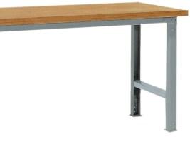 220029 Aanbouwelement Voor Werktafel,  HxBxD 850x2000x750mm