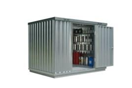 102526 Container Voor Gevaarlijke Stoffen,  v. aquatox. stoffen