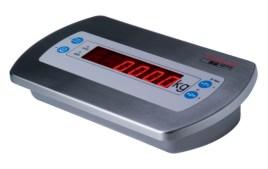 101415 Vloerweegschaal,  platform BxD 800x600mm