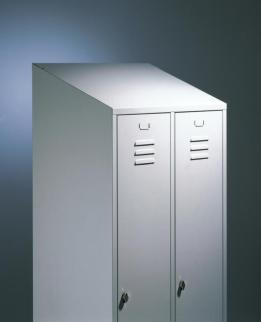 407076 Schuin Opzetdak,  v. garderobekast