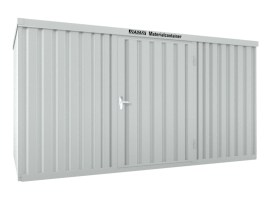 101350 materiaalcontainer,  HxBxD 2160x4050x2170mm
