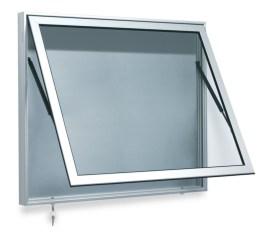 310223 vitrine,  v. 21x DIN A4