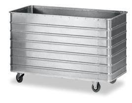 501815 Aluminium Bakwagen,  draagverm. 250kg
