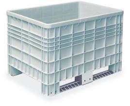 100950 Container Met Grote Capaciteit,  HxLxB 800x800x1200mm