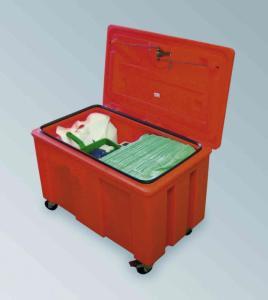 504448 Noodgevallenbox M. Microvezel-Oliesorbents, 69-dlg.