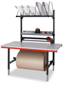 503232 Complete Paktafel,  HxBxD 690-960x1600x800mm