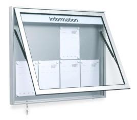 310573 vitrine,  v. DIN A0