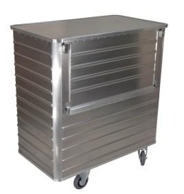 524634 Aluminium Bakwagen,  draagverm. 250kg