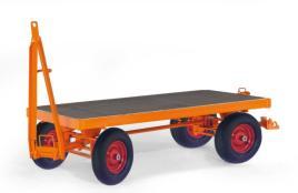 203386 Industrie-Aanhangwagen,  draagverm. 2t