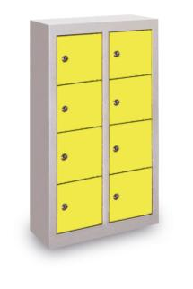 138602 lockerkast,  HxBxD 815x460x200mm