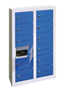 138604 lockerkast,  HxBxD 815x460x200mm