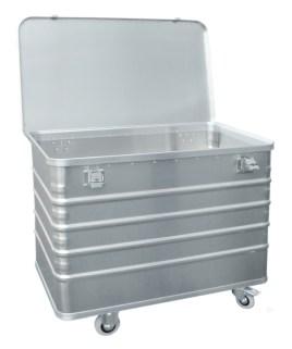 524620 Aluminium Bakwagen,  draagverm. 200kg