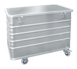 524627 Aluminium Bakwagen,  draagverm. 200kg