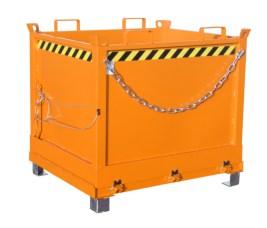 139852 Klapbodemcontainer,  HxLxB 1145x1040x1245mm