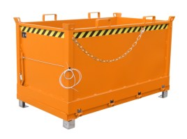 139856 Klapbodemcontainer,  HxLxB 1045x1040x1845mm