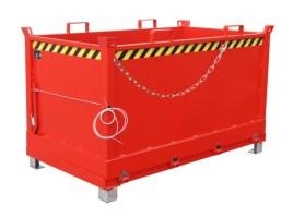 139857 Klapbodemcontainer,  HxLxB 1045x1040x1845mm