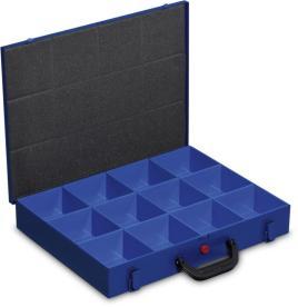 141356 Assortimentskoffer,  HxBxD 70x440x370mm