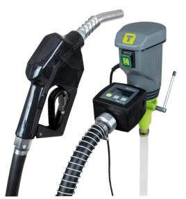 141863 Elektrovatpompset,  v. diesel/stookolie/antivriesmiddel