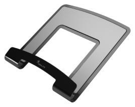 143035 Notebookstandaard,  BxD 300x300mm