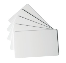 146430 Blanco Kaarten,  v. printers voor plastic kaarten