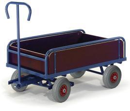 402204 Handtrekwagen,  draagverm. 400kg