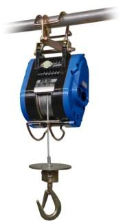 149472 Elektrische Bouwkabellier,  trekbel. 230kg