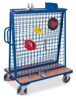 203294 Materiaalwagen,  draagverm. 500kg