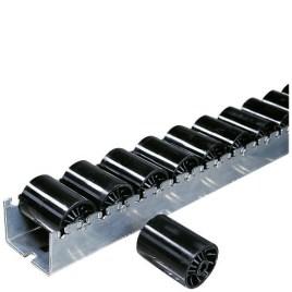104254 Rollenlijst,  cilinderrol van kunststof