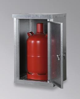 159945 Gasflessenkast,  v. 1x11kg fles