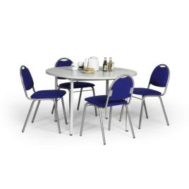 183595 Vergadermeubilair,  4 stoelen