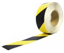 184418 Tape,  geel/zwart