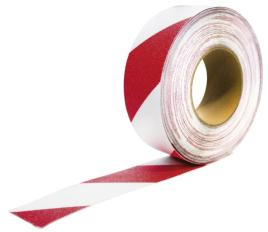 184419 Tape,  rood/wit