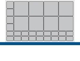 148791 Indelingsset, 24 bakken