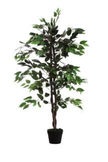 219522 Kunstplant Vijgenboom,  H 1200mm