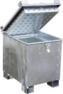 221921 Lithium-Ion Opslagcontainer,  vuurverzinkt