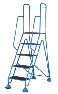 222317 Platformladder,  bordes HxBxD 1250x450x300mm