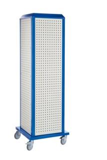 144770 Tool-Tower Gereedschapswagen,  HxBxD 2175x700x700mm