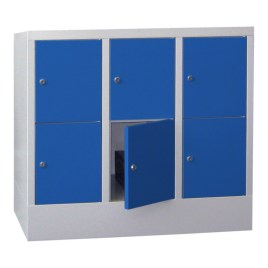 100892 lockerkast,  HxBxD 855x930x500mm