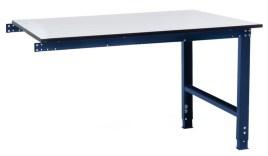 391509 aanbouwelement voor montagetafel,  HxBxD 770-870x1250x600mm