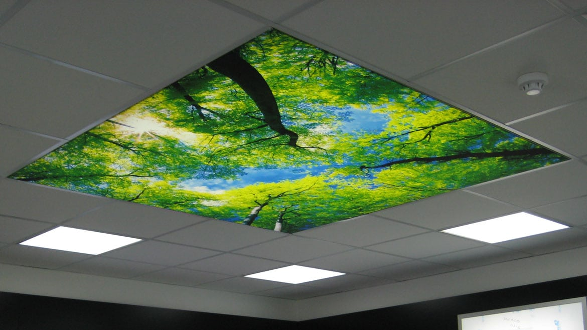 Recessed Lighting Artwork