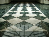 marble-floor-trendy-glossy-black-and-white-ceramic-marble ...