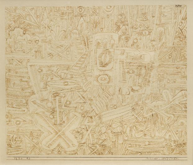 Paul Klee  Werke kaufen und verkaufen  WK Galerie