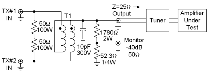 IMD Testing of Amplifiers