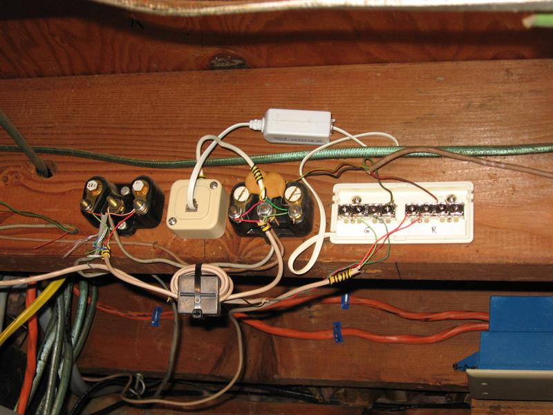 Best Wiring For Dsl