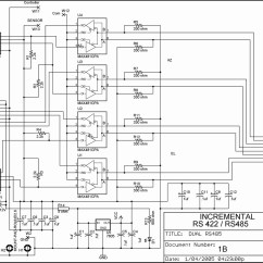 Rs485 Ptz Wiring Diagram 2007 Tundra 4 Free Wire Center