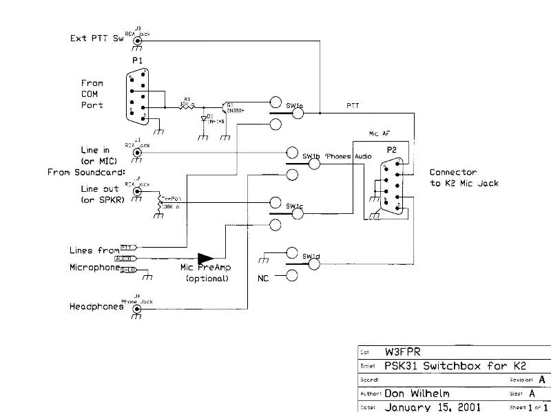 stereo headphone wiring diagram dometic ac thermostat a switchbox for soundcard digital modes