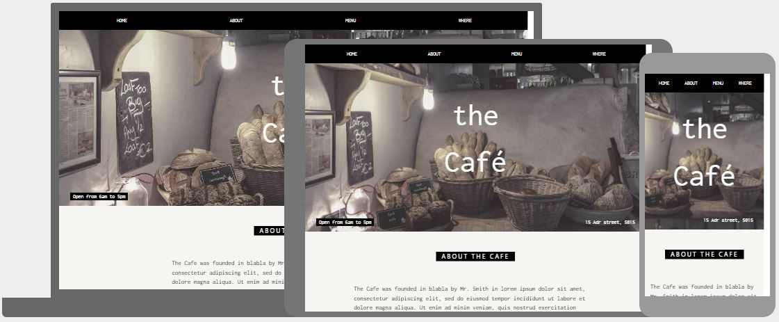 W3CSS Home