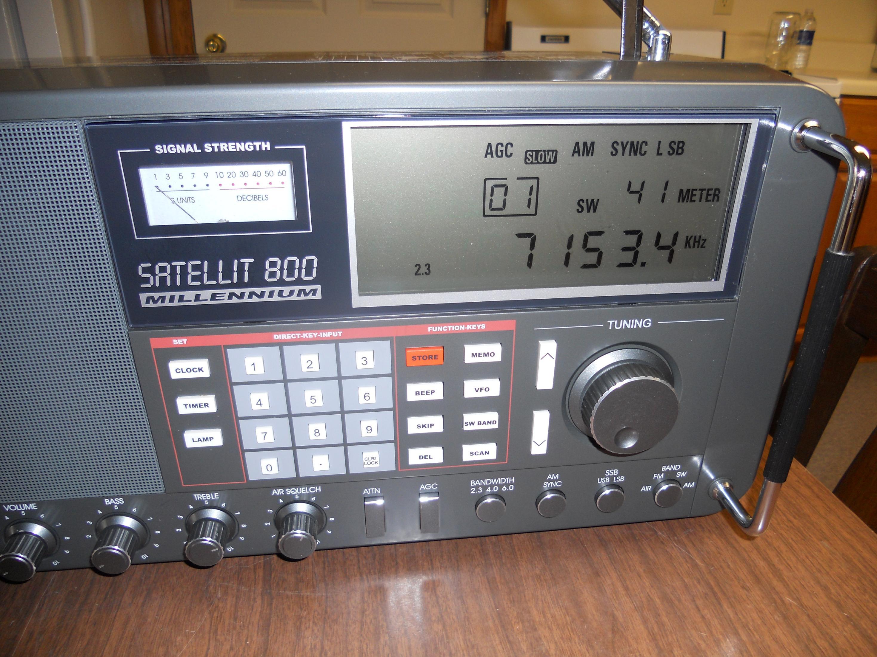 Voice Transmitter Via Am Medium Wave Band