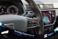 seat driving experience seat ibiza fr 150 ks 1.5 TSI inside