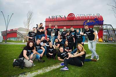 FOTOSOFIA 2014 Arena Centar Zagreb